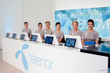 Telenor Digital Future Event